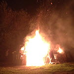 Bonfire Night at 3rd Osterley